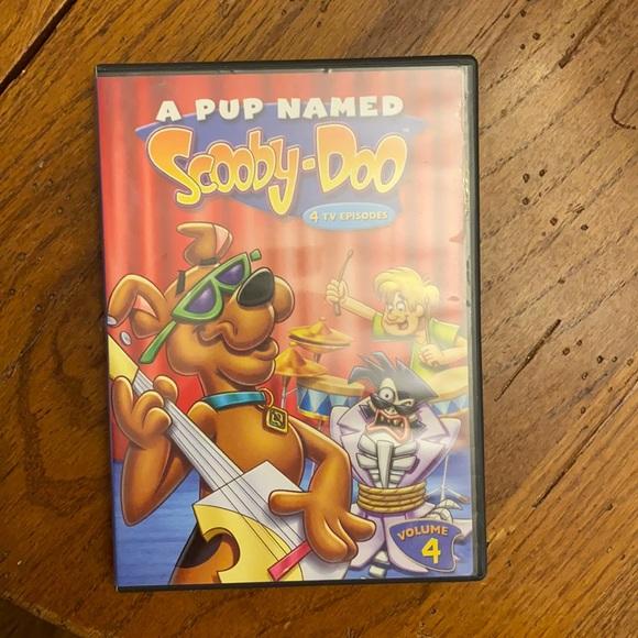 📀A Pup named Scooby Doo, 4 📺 TV Episodes Vol 4